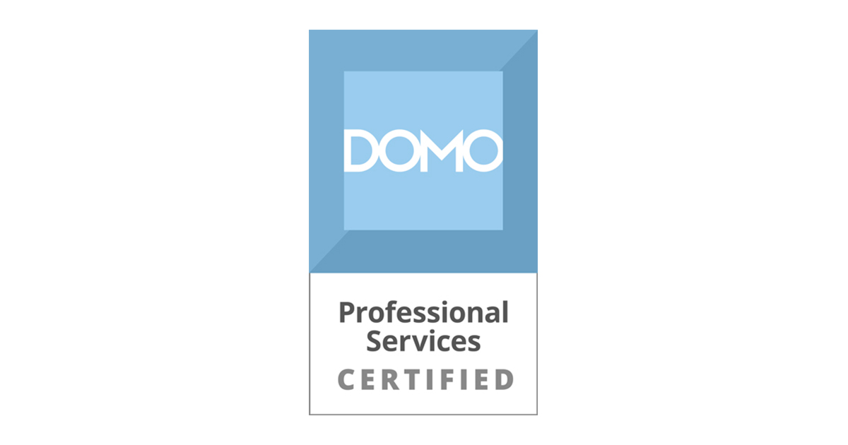 アイレップ、Domoの「Domoサービスコンサルタント認定」を取得  ~広告から経営戦略までを見据えたデジタルマーケティング推進領域のサポート強化~