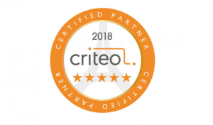 IREP Awarded Highest Agency Rating (Five Stars) under Criteo Certified Partners for Third Consecutive Time